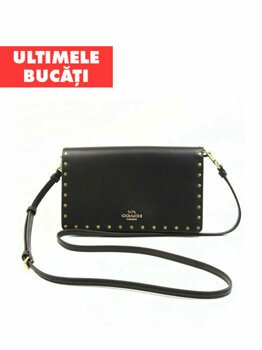 Geanta crossbody Coach Foldover Rivet