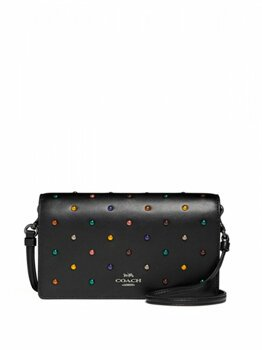 Geanta crossbody Coach Hayden Raibow Rivet