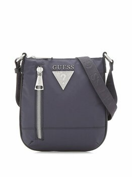 Geanta crossbody Guess Crown Mini