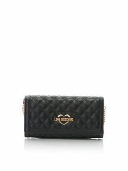 Geanta plic Love Moschino Quilted